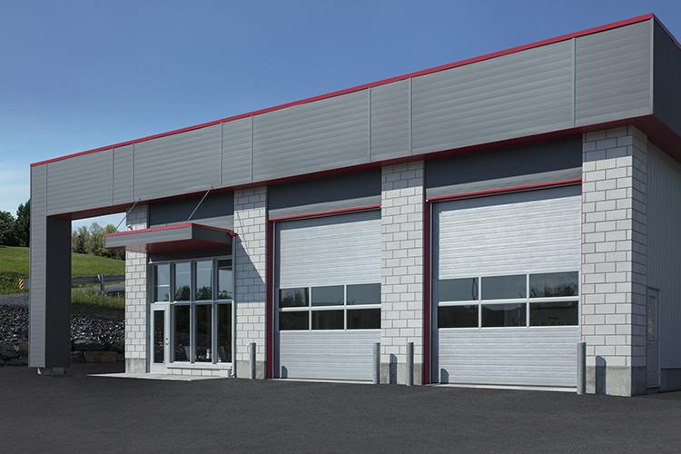 commercial garage doors company