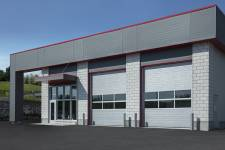 Does your commercial garage door reflect who you are as a company?